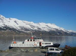 Hovland - midt i Hardanger.
