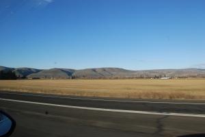 Enorme sletter over prærieland.