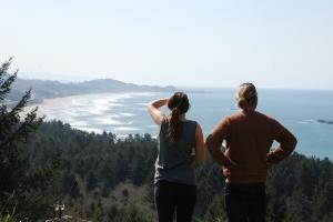 Det er ikke bare noe jeg maser om: Til og med på wikipedia står det at Oregon har svært skiftende natur.