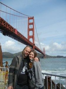 Golden Gate, landemerket!