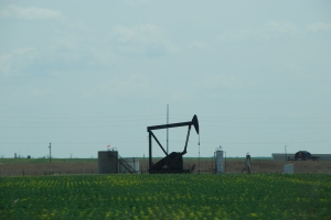 Det pumpes fortsatt olje i Oklahoma.