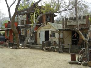 Silver city - ghosttown - museum.