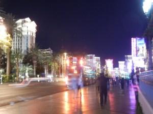 Lysreklamens mekka: Vegas.