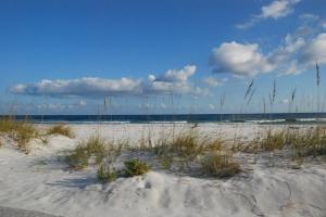 Noen av USA's vakreste strender ligger nord i Florida, og jeg gir turisthandboka rett i det.