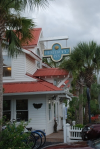 Driftwood Inn, Mexico Beach, Balsam for sjela!
